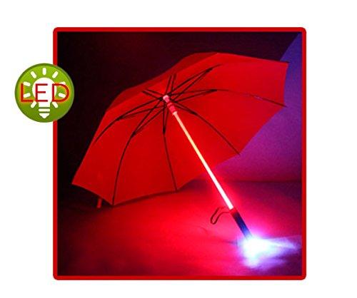 Kids Star Wars Paraguas Clásico, 71 cm, Negro