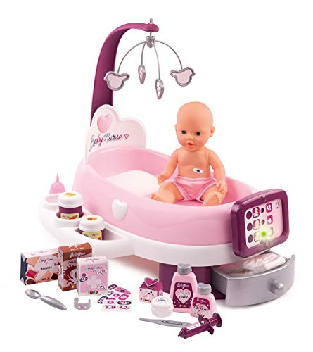 Smoby - 220347 - Baby Nurse - Nursery Electronique - + 1...