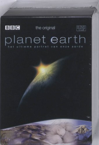 Planet Earth 6DVD Box (Nieuwe Inlay) / druk 1