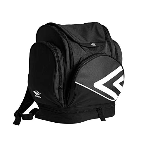 Umbro Pro Training Rucksack 45 Centimeters 35 Schwarz (Black/White) -