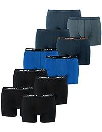 HEAD Men Boxershort 841001001 Basic Boxer 10er Pack