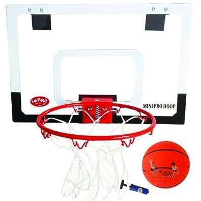Le Petit Sports - Mini Panier de Basket Ball avec Balle – 45 cm