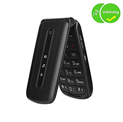 2G Senior Flip Unlocked SIM Free Mobile Phone Feature Phone GSM Pay as You Go …