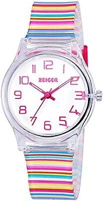 Zeiger KW009 KW010 KW067-68 -Reloj de pulsera infantil