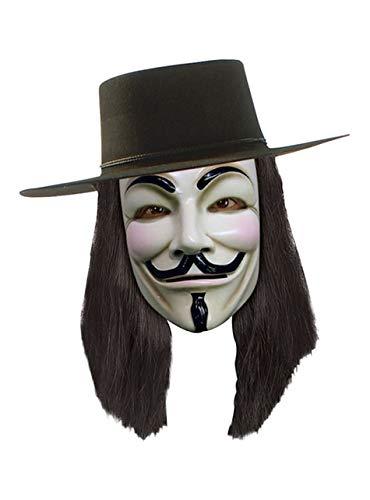 V for Vendetta Wig peluca