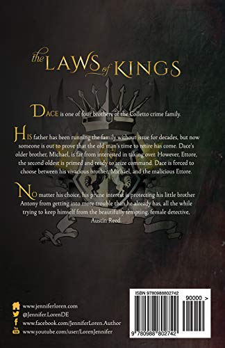 The Laws of Kings: Volume 1