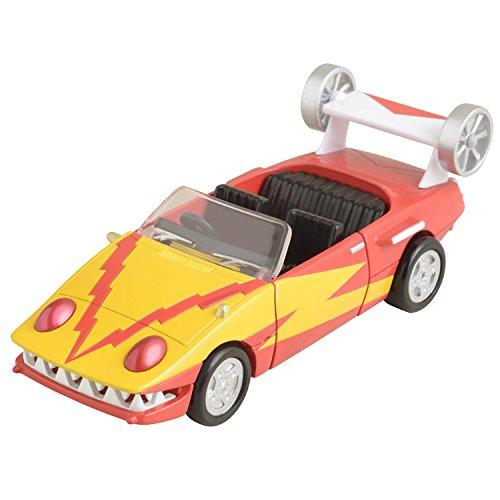 Evolution Toy Metal Action #7: Inazuman Raijingo Vehicle