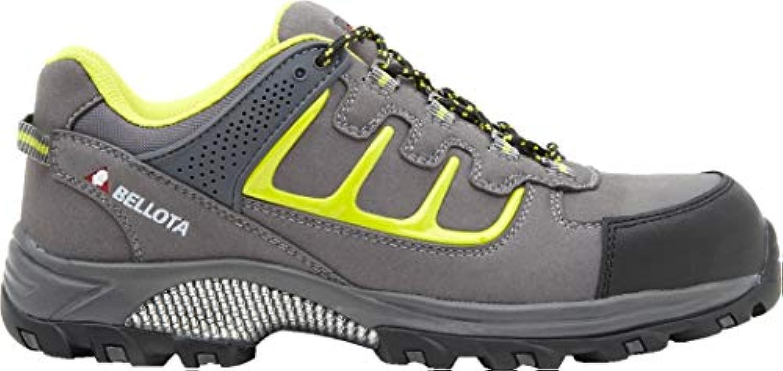 Bellota Trail S3 Scarpe, Coloreeee  grigio, 72212G45S3 | diversità  | Uomini/Donne Scarpa