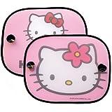Hello Kitty 077360 2 Écrans Soleil Latéraux Standard