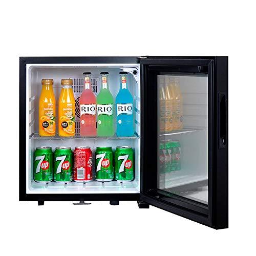 Wsxg Mini-Kühlschrank Elektrische Multifunktionskühlung Tragbare kleine sichere und gesunde Niedrigenergie Robustes Zuhause oder im Freien