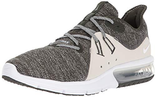 Nike Herren Air Max Sequent 3 Laufschuhe, Mehrfarbig (Sequoia/Summit White 300), 40 EU
