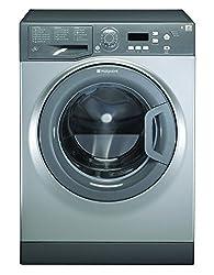 Hotpoint WMAQF721 Washing Machine Aquarius 1200rpm Graphite