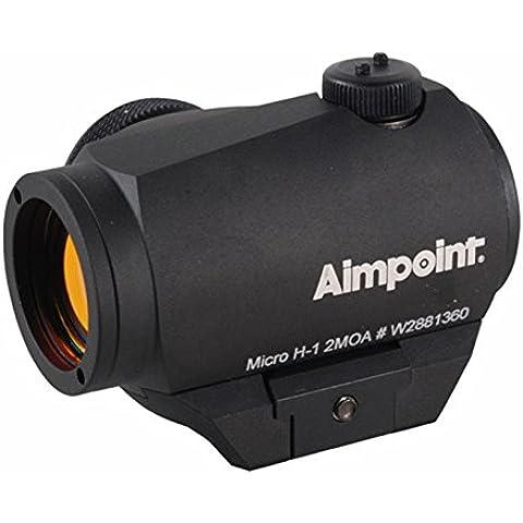 Aimpoint Micro H-1Visor, punto rojo