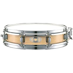 Pearl M1330.102 All Maple Piccolo Snare Drum, 13 x 3-Inch