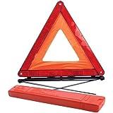 Guilty Gadgets ® Large d'avertissement de Voiture Triangle réfléchissant Route d'urgence Panne Safety Hazard