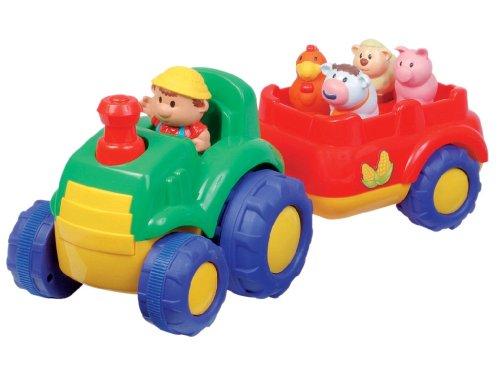 Haberkorn Traktor mit Tierstimmen