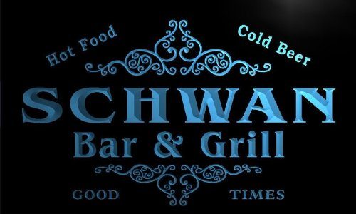 u40177-b-schwan-family-name-bar-grill-home-decor-neon-light-sign-enseigne-lumineuse