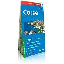 CORSE  1/150.000 (papier)
