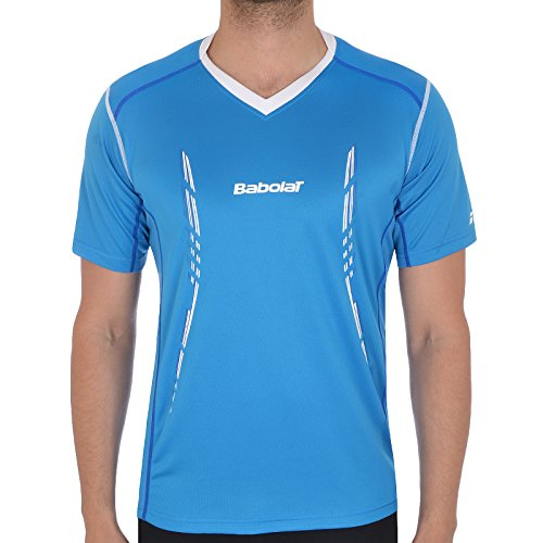 Herren Match Shirt (Babolat T-Shirt Match Performance Men FS14 Gr. S)