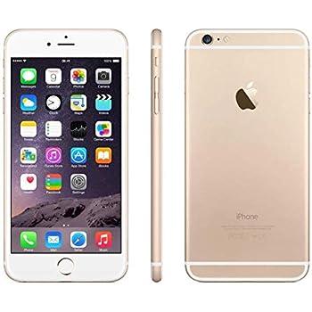 Apple iPhone 6 Plus 64GB Dorado REACONDICIONADO CPO MÓVIL 4G 5.5 ...