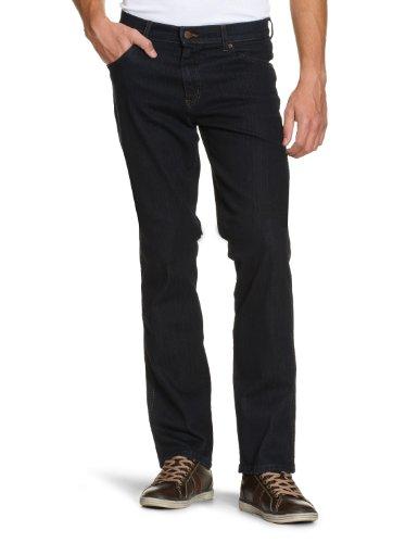 Wrangler Herren Regular Fit Jeans Texas Stretch, Gr. W46/L34, Blau