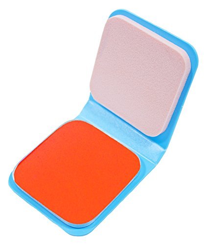 Das Kostümland Haarkreide zum temporären Haare färben - Orange (Färben Temporäre Orange Haare)