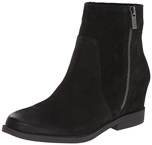 Kenneth Cole Reaction Lift It Femmes Cuir Botte Black