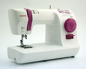Toyota ECO15A Allround - Máquina de coser (brazo libre, 15 programas) de Toyota