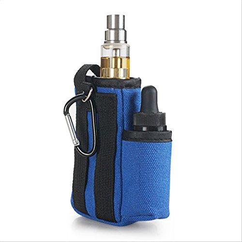 Original Coil Master Pbag, die Dampfertasche für den täglichen Einsatz (Farbe Blau) - 2