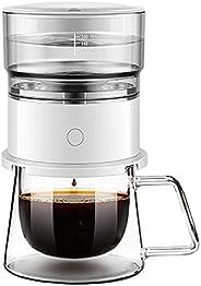 ماكينة تحضير قهوة صغيرة من اتش اكس دريم، ماكينة تحضير قهوة محمولة، ماكينة تحضير قهوة شخصية، ماكينة تحضير قهوة