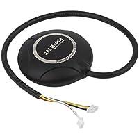 1 stücke OCDAY NEO-M8N Flug Controller GPS Modul mit Kompass PX4 Pixhawk TR (Farbe: schwarz)