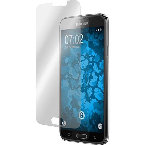 galaxy s5 schutz PhoneNatic 4er-Pack Displayschutzfolien klar für Samsung Galaxy S5