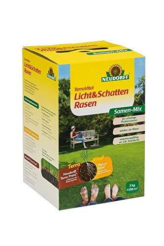 Neudorff TerraVital Licht&SchattenRasen Samen-Mix 3 kg