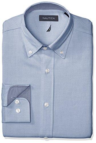 Nautica da uomo   camicia per completo French Blue