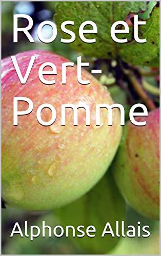 Ebook epub Rose et Vert-Pomme