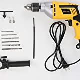 Golden Bullet HI93 600W 13mm Forward Reverse Variable Speed Impact Drill Machine