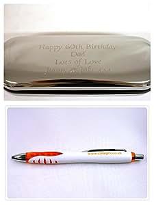 Étui à lunettes personnalisé gravé cadeau Inscription Best Man/Usher/Papa/mariage