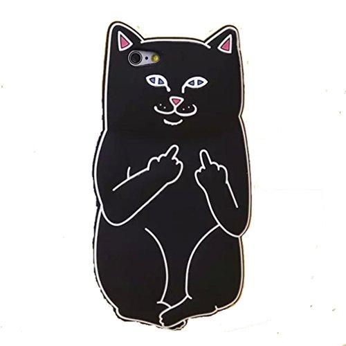 custodia iphone 8 plus con gatti