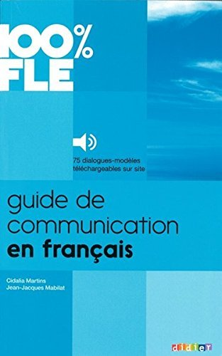 Download Guide De Communication En Francais Livre Mp3