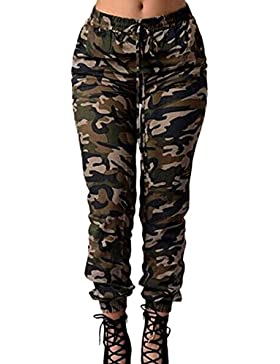 Laisla fashion Pantalon Militar