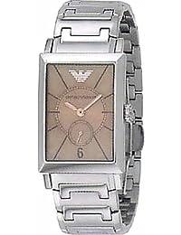d14a60473717 Armani correa de reloj AR-0139 Acero Palteado 20mm(Sólo reloj correa - RELOJ