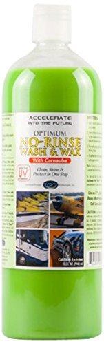 Preisvergleich Produktbild Auto Car Parts Online Optimum (nrww2012q) No Rinse Wash & Wax – 32 Oz. Size: 32 G