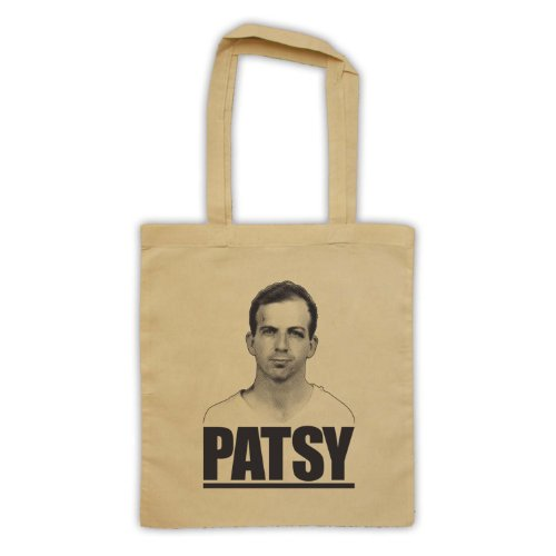 Lee Harvey Oswald Patsy Tote Bag natur