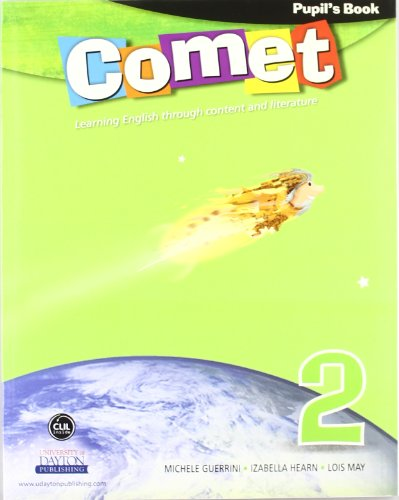Comet. 2 Primary. Pupil's book. Andalucía