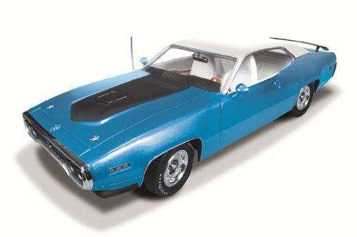 1971-plymouth-road-runner-426-hemi-petty-blue-1-18-by-autoworld-amm1012-by-autoworld
