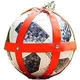 PRSOCCERART Ball Holder (Thin) (RED)