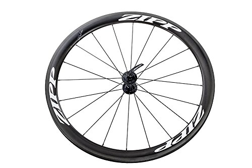Zipp Unisex 302 Carbon Clincher 76 Front Wheel, White