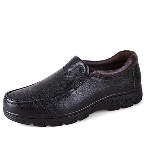 Scarpe Di Mezza Età Set Di Piedi Uomini Scarpe Casual Scarpe Scarpe Black