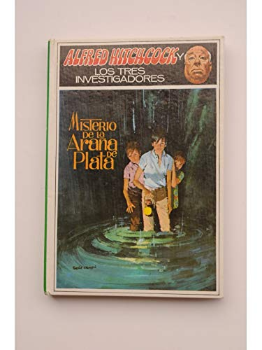 Misterio De La Araña De Plata por Arthur, Robert