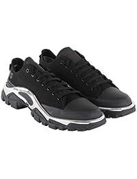 super popular 884fa 5245f adidas Sneaker by RAF Simons Detroit Runner In Schwarzem Canvas, ...